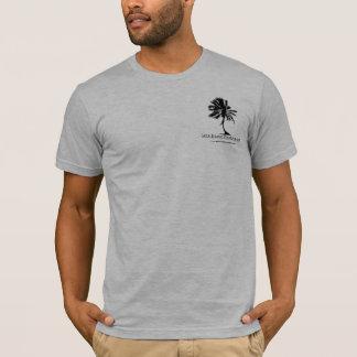 Gulf Island Sailboat Design T-Shirt