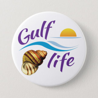 Gulf (of Mexico) Life Button