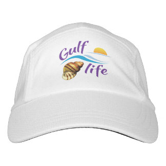 Gulf of Mexico Life Imprinted Hat