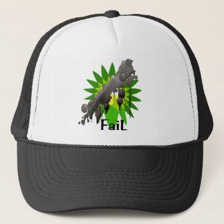 Gulf oil spill BP oil fail Trucker Hat
