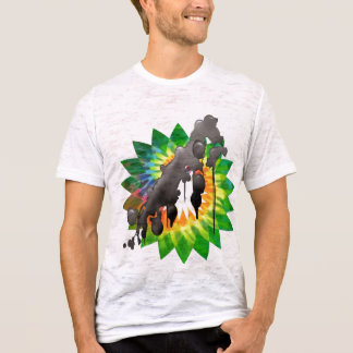 Gulf oil spill tie dye bp oil T-Shirt