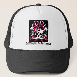 Gulf Region Roller League Trucker Hat