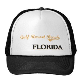 Gulf Resort Beach Florida Classic Mesh Hat