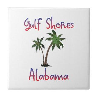 Gulf Shores Alabama Ceramic Tiles