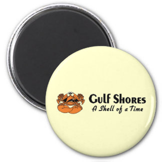 Gulf Shores Crab Magnet