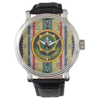 Gulf War 2nd Armored Cavalry Regiment Watch