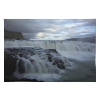 Gulfoss Waterfall, Iceland Placemat