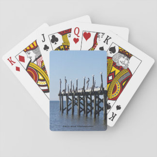 Gulfport Pier Playing Cards