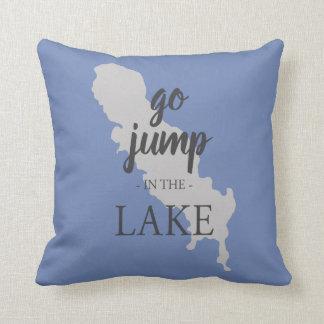 Gull Lake Pillow