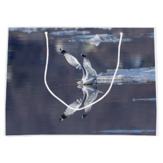Gull Reflections Large Gift Bag