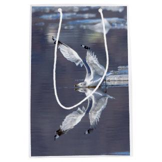 Gull Reflections Medium Gift Bag