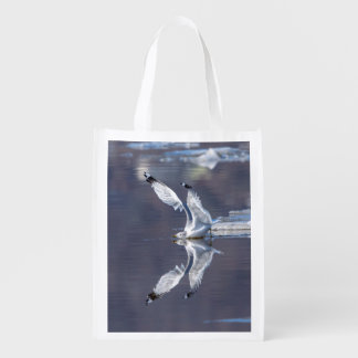 Gull Reflections Reusable Grocery Bag