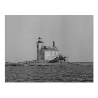 Gull Rock Light Station Postcard