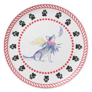Gulliver's Angels Dreamcatcher Dinner Plate
