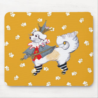 "Gulliver's Angels ""Gia the Mouse Queen"" Mousepad"