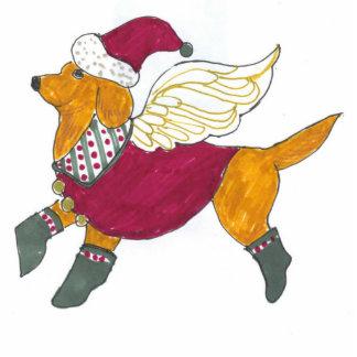 Gulliver's Angels Labrador Christmas Ornament Photo Sculpture Ornament
