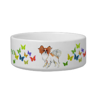 Gulliver's Angels Papillon Dog Bowl