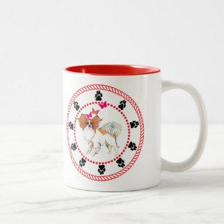 Gulliver's Angels Papillon  Mug