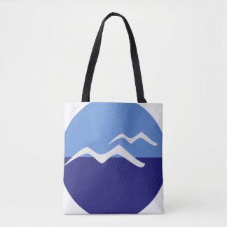 Gulls / Custom All-Over-Print Tote Bag