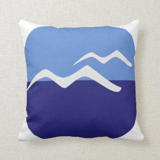 Gulls / Throw Cushion 41 cm x 41 cm