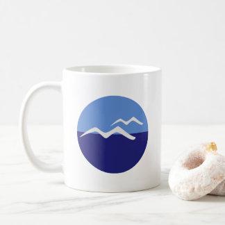 Gulls / White 325 ml  Classic White Mug