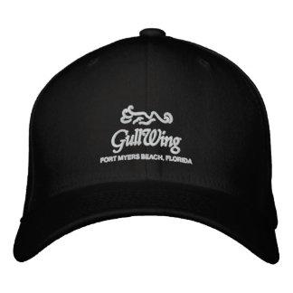 GullWing Beach Resort Basic Flexfit Wool Cap Embroidered Baseball Caps