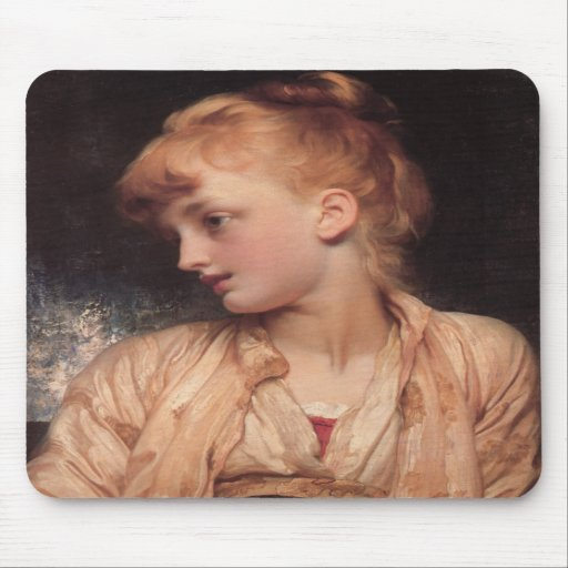 Gulnihal by Lord Frederick Leighton Mousepads