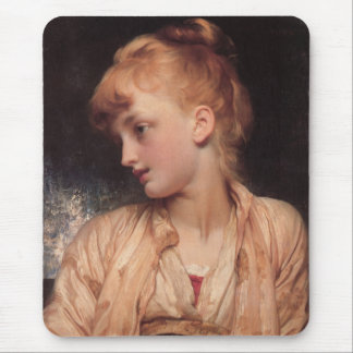 Gulnihal by Lord Frederick Leighton Mouse Pad
