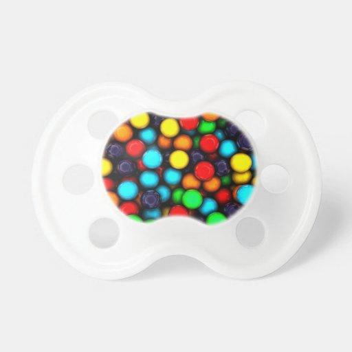 Gum Balls Baby Pacifiers