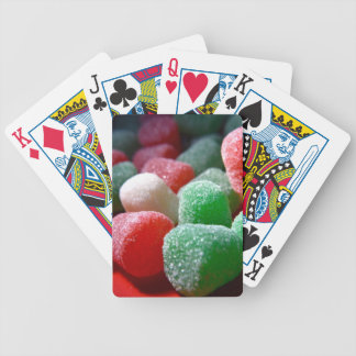 Gum Drops Bicycle Playing Cards