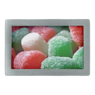 Gum Drops Rectangular Belt Buckle