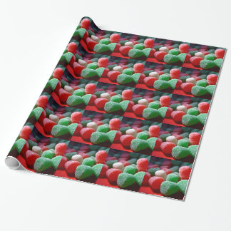 Gum Drops Wrapping Paper