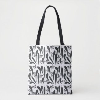 Gum Leaves and Gumnuts Tote Bag