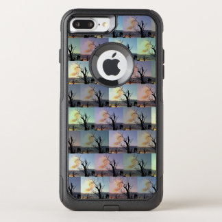 Gum Tree Abstract Art, OtterBox Commuter iPhone 8 Plus/7 Plus Case