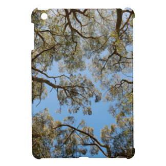 Gum Trees against a Blue sky Cover For The iPad Mini