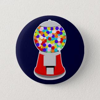 Gumball Machine 2 Inch Round Button