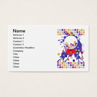 Gumball_Machine Business Card