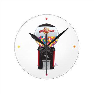 Gumball Machine Clock