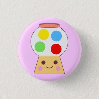 gumball machine cute! 1 inch round button