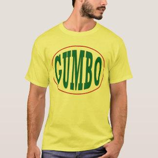 Gumbo OvalGumbo Oval T-Shirt