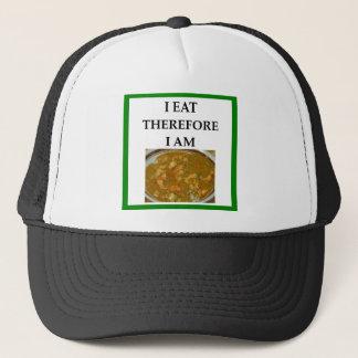 gumbo trucker hat