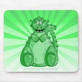Gumby the Green Mousepad