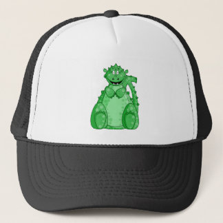 Gumby the Green Truckers Cap