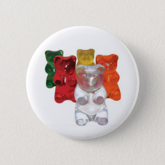 Gummi bears 2 inch round button