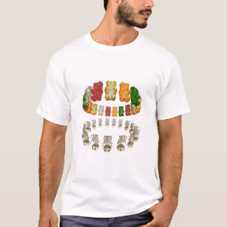 Gummi Halo Reflection WHITE T-Shirt