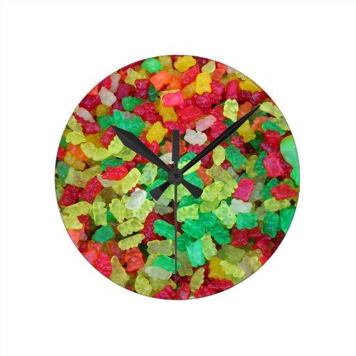 Gummy Bear Clock