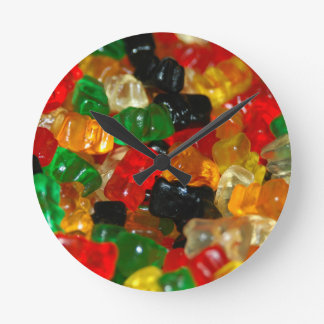 Gummy Bear Clocks