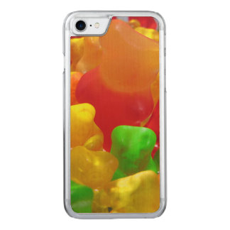 Gummy Bear Crowd Carved iPhone 8/7 Case