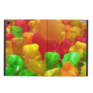 Gummy Bear Crowd iPad Air Covers