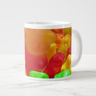 Gummy Bear Crowd Large Coffee Mug